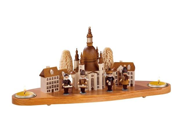 Kerzenhalter Dresdner Frauenkirche
