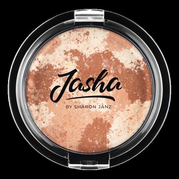 Jasha - Natural Bronzer Multicolor 01 golden leopard
