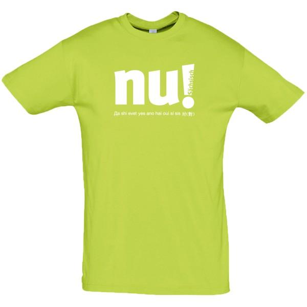 Shirt Nu!
