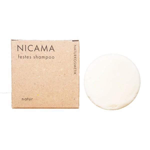 NICAMA Shampoo Natur