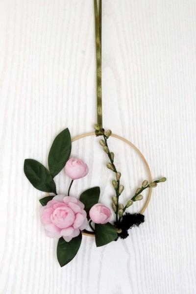 Blumenring Herzblatt