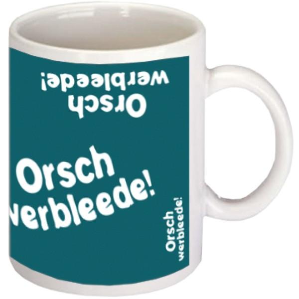 Becher Orschwerbleede