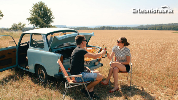 Trabi Picknick Tour Sächsische Schweiz