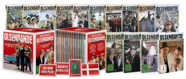 DDV Lokal - DVD Komplettbox - Olsenbande